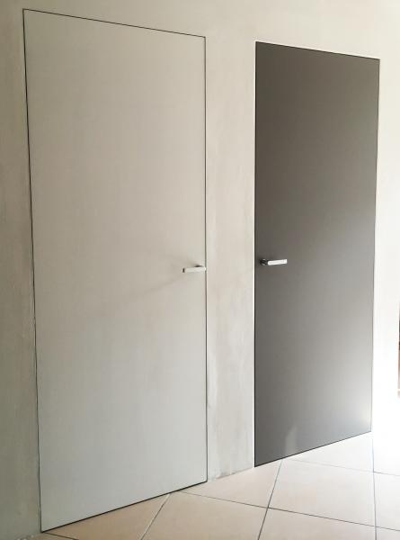 Emejing porta raso muro gallery - Porta filo muro prezzo ...