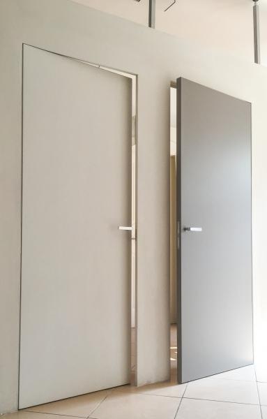 Porta modello Raso Muro - Trasforini Porte